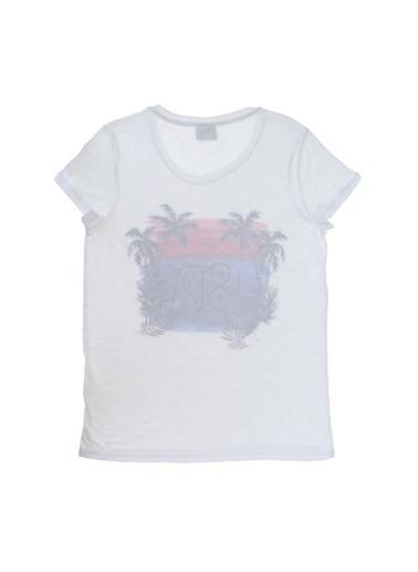 U.S. Polo Assn. U.S. Polo Assn. Beyaz T-Shirt Beyaz